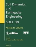 Soil Dynamics and Earthquake Engineering (Sdee): Proceedings of the Ninth International Conference