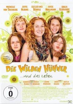 Die wilden Hühner und das Leben, 1 DVD-Video - Keine Informationen