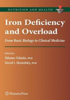 Iron Deficiency and Overload - Yehuda, Shlomo (ed.)
