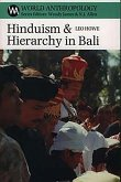 Hinduism and Hierarchy in Bali