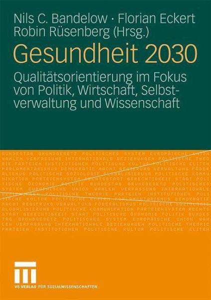 Gesundheit 2030  Fachbuch  b  cherde