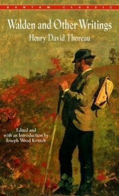 Walden and Other Writings - Thoreau, Henry David