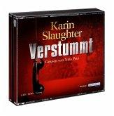 Verstummt, 6 Audio-CDs