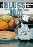 Blues Jam (C-/B-/Es-Instrumente), für Blues Harp, m. Audio-CD