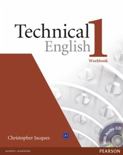 Technical English Level 1 Workbook without Key/CD Pack - Jacques, Christopher
