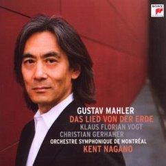 Das Lied Von Der Erde - Nagano,K./Vogt,Klaus F./Orch. Symphony Montreal