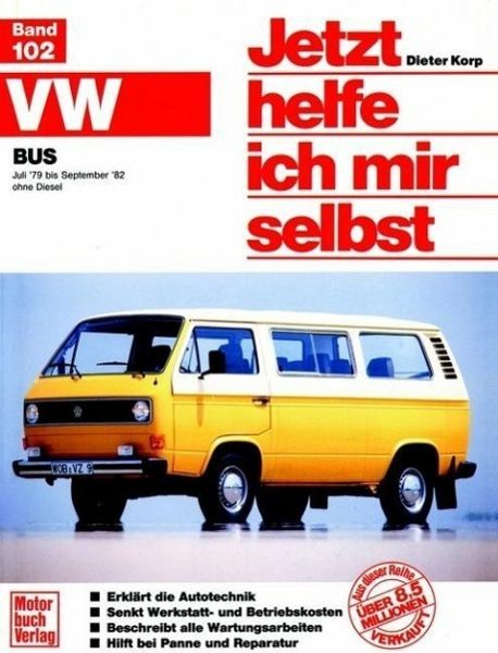 vw bus transporter 79 82 juli 79 september 82 alle. Black Bedroom Furniture Sets. Home Design Ideas
