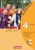 À plus! Ausgabe 2004. Band 4 (cycle long). Klassenarbeitstrainer mit CD und Musterlösungen