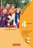 À plus! Ausgabe 2004. Band 4 (cycle court). Klassenarbeitstrainer mit CD und Musterlösungen