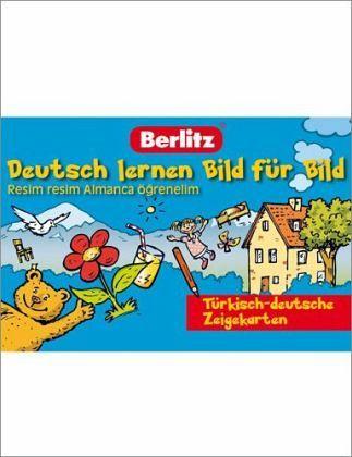 berlitz deutsch lernen bild f r bild t rkisch deutsche. Black Bedroom Furniture Sets. Home Design Ideas