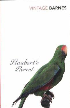 Flaubert's Parrot - Barnes, Julian