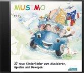 Mein MUSIMO - Lieder-CD