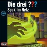 Spuk im Netz / Die drei Fragezeichen - Hörbuch Bd.132 (Audio-CD)