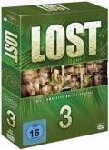 Lost - Die komplette dritte Staffel (7 DVDs)