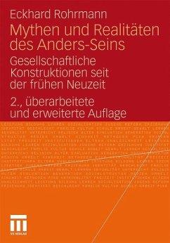 Mythen und Realitäten des Anders-Seins - Rohrmann, Eckhard
