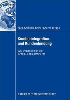 Kundenintegration und Kundenbindung