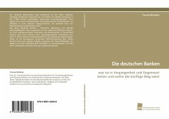 Die deutschen Banken - Brückner, Yvonne