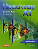 Headway - CEF - Edition. Level A1 - Student's Book, with Workbook and Audio CD