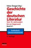 Geschichte der deutschen Literatur Band II/1