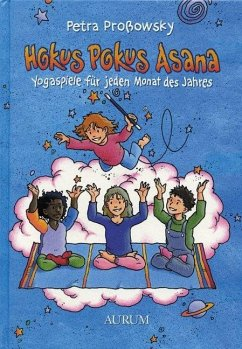 Hokus Pokus Asana - Proßowsky, Petra