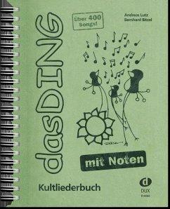 Das Ding - mit Noten - Lutz, Andreas; Bitzel, Bernhard