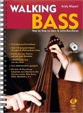 Walking Bass, m. 3 Audio-CDs