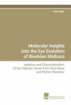Molecular Insights into the Eye Evolution of Bivalvian Molluscs - Keller, Lukas