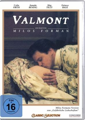 Valmont - Colin Firth/Annette Bening