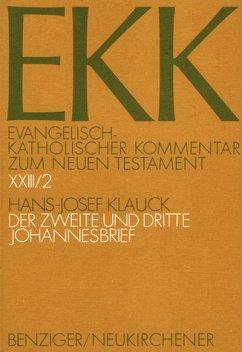 Evangelisch-kath. Kommentar zum NT / Johannesbriefe