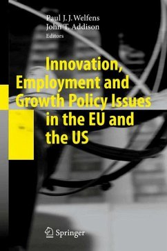 Innovation, Employment and Growth Policy Issues in the EU and the US