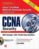 CCNA Cisco Certified Network Associate Security Study Guide (Exam 640-553) [With CDROM]