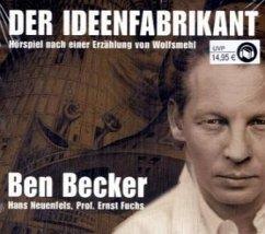 Der Ideenfabrikant, MP3-CD - Wolfsmehl