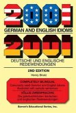 2001 German and English Idioms