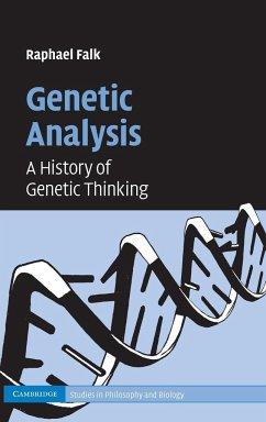Genetic Analysis: A History of Genetic Thinking - Falk, Raphael