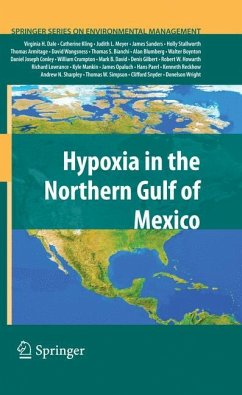 Hypoxia in the Northern Gulf of Mexico - Dale, Virginia H.;Kling, Catherine L.;Meyer, Judith L.