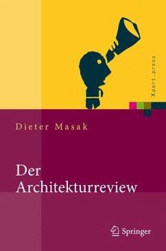 Der Architekturreview - Masak, Dieter