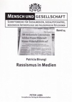 Rassismus in Medien - Birungi, Patricia; Riefler, Erwin