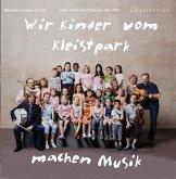 Wir Kinder vom Kleistpark machen Musik, 1 Audio-CD
