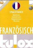 tulox Sprachtrainer Französisch - Vokabeltrainer, Konjugations- und Grammatiktrainer inklusive e-Euro-Wörterbuch mit 20.000 fremdsprachlich vertonten Vokabeln. Windows Vista; XP; ME; 98