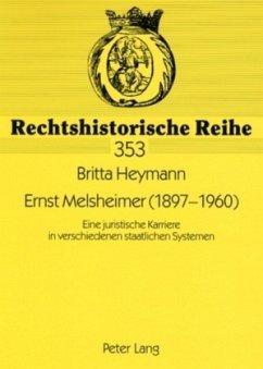 Ernst Melsheimer (1897-1960) - Heymann, Britta