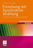 Forschung mit Synchrotronstrahlung