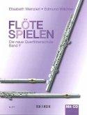 Flöte spielen, Band F, m. Audio-CD
