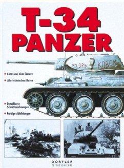 T-34-Panzer - Hughes, Matthew; Mann, Chris