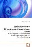 Solarthermische Absorptionskältemaschine (AKM)