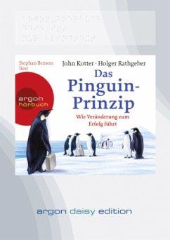 Das Pinguin-Prinzip, 1 MP3-CD - Kotter, John P.; Rathgeber, Holger