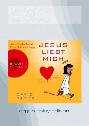 David safier jesus liebt mich hörbuch