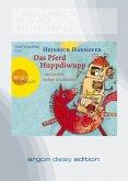 Das Pferd Huppdiwupp und andere lustige Geschichten, 1 MP3-CD