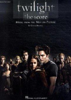 Twilight - The Score, Big Note Piano