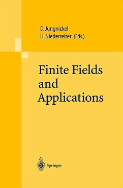 Finite Fields and Applications - Jungnickel, D. / Niederreiter, H. (eds.)