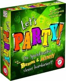 Piatnik Let's Party - Activity und Tick Tack Bumm in 1
